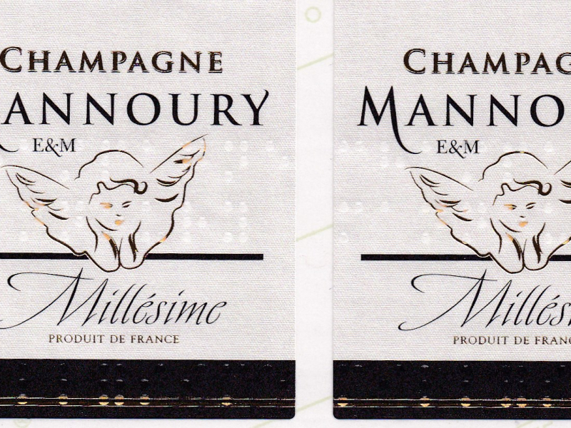 Commande Champagne Mannoury