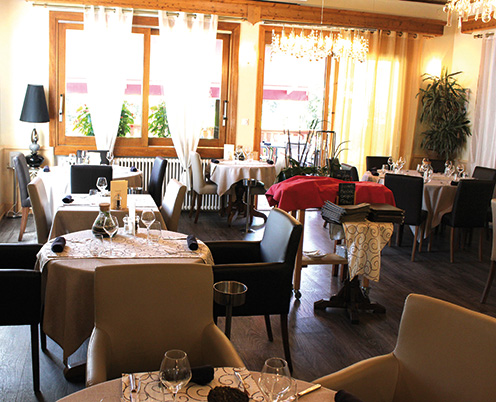 Hôtel-Restaurant La Table d'Auré