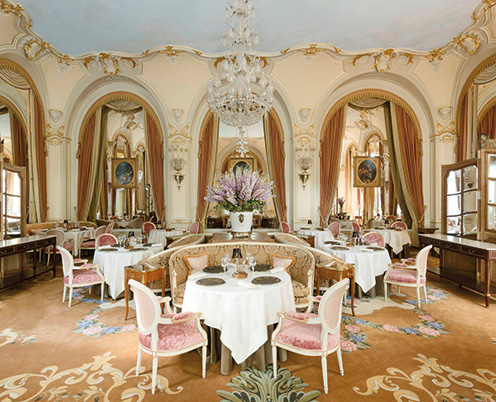 Hôtel Le Ritz - La Table de L'espadon
