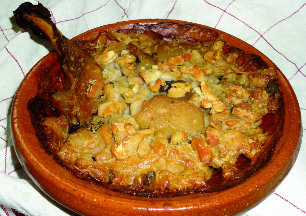 Route gourmande du Cassoulet