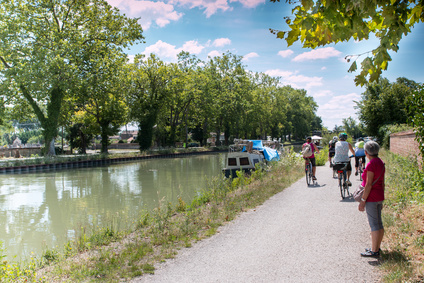 Route gourmande Canal des 2 mers